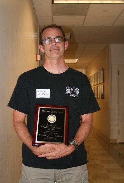 Frank award